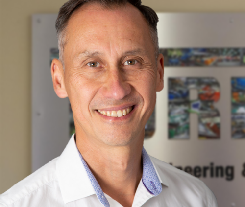Trevor Smart - Managing Director for Turmec UK