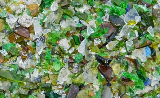 Waste Glass Recycling Plant and Machinery - Turmec