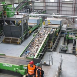 Turmec specialises in the end-to-end design and build of complex waste separation and processing systems.