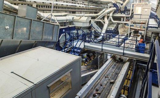 Construction Waste Disposal Plant   C&D Waste Processing Plant