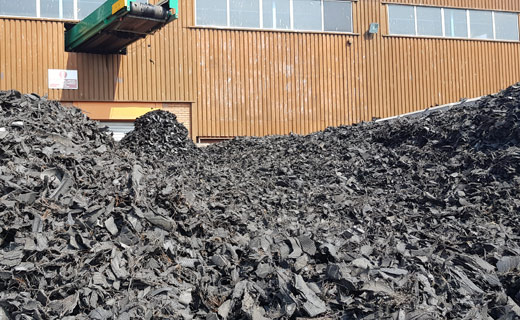 Rubber Tyre Recycling Machines | Waste Tyre Recycling Equipment