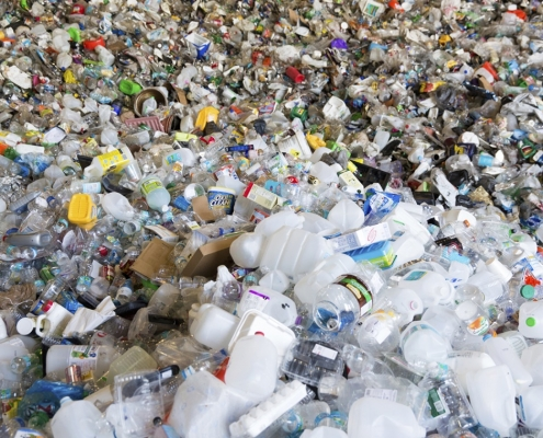 Plastics Packaging Waste