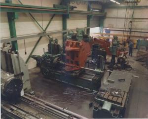 Turmec Factory