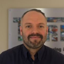 Simon Mercer - Turmec's UK MD for Spares and Service