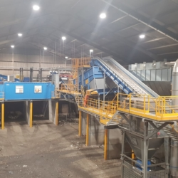 Glanway Waste to Fuel Plant